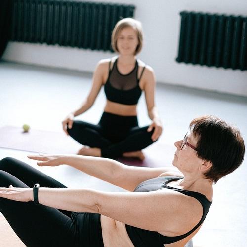 Exercices après vibroliposculpture