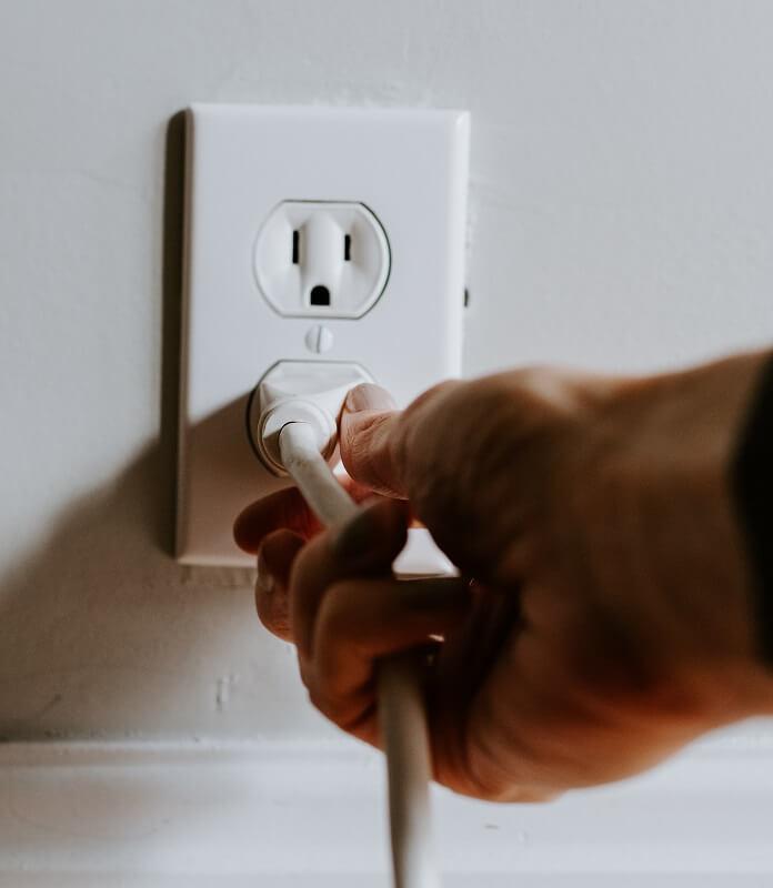 Protéger les prises électriques