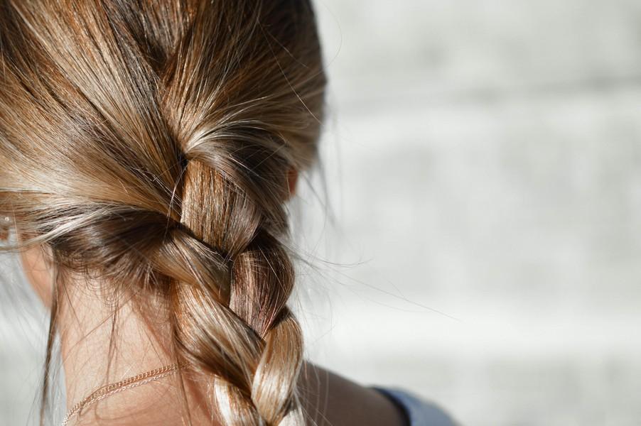 tresse de cheveux