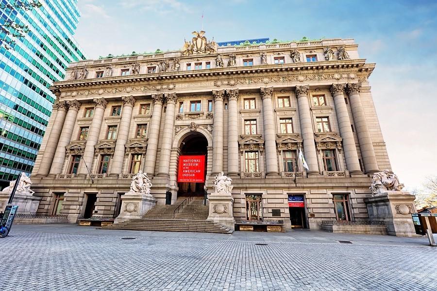 Bâtiment du National Museum de New York