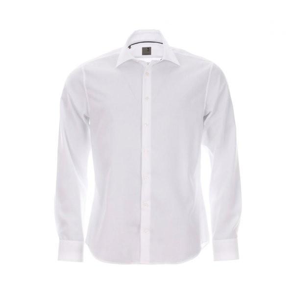 chemise blanche boutonnée
